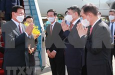 Top Lao leader visit to Vietnam to deepen cooperation in all fields: Ambassador