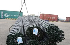 Vietnam's iron and steel exports to EU soar