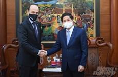 Argentina interested in Vietnamese tropical fruits: ambassador