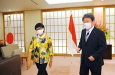 Japan backs ASEAN's decision to send special envoy to Myanmar