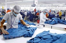 Hanoi posts export growth of 4.5 percent in H1