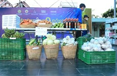 Charity 'zero-dong mini supermarket' succours poor in HCM City