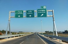 Expressway project linking China and Thailand through Laos approved