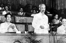 French Party official: Party chief's article holds timeless values of President Ho Chi Minh's Thought