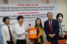 Nearly 5,100 UNFPA dignity kits sent to women in pandemic-hit localities