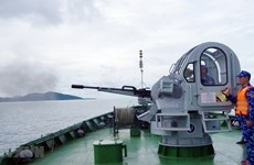 Law on Vietnam Coast Guard – 'sharp tool' in law enforcement at sea