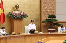 PM works with eight southern localities on pandemic control measures