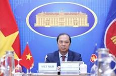 Vietnam attends 25th ASEAN-RoK dialogue