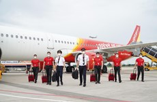 Vietjet offers millions of 77-percent-off tickets flying from Hanoi