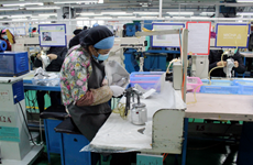 Phu Tho's export value surges 73.5 percent in six months