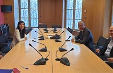 France-Vietnam Parliamentarians' Group affirmed continued support for Vietnam