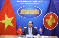 Vietnam vows to contribute to ASEAN-EU strategic partnership