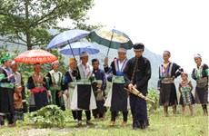 Festival promotes culture of Mong ethnic group