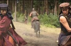 Movie star Van performs in Netflix hit