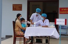 Health centre of Truong Sa township - source of support for Vietnamese at sea