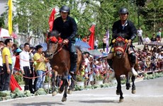 Lao Cai has four more national intangible cultural heritages