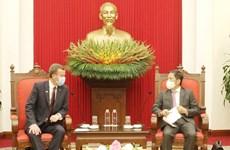Vietnam, Australia forge economic ties, towards sustainable recovery post pandemic