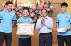 Sport achievements demonstrate Vietnamese people's will: PM