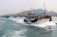Meeting discusses ways to strengthen IUU fishing prevention, control measures