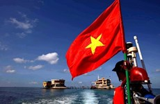 Int'l scholars highlight UNCLOS's role in ensuring peace, stability in East Sea