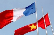 Leaders send congratulations to France on National Day