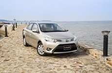 Toyota Motor Vietnam enjoys strong growth in production, sales in H1