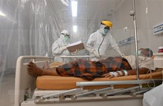 Indonesia: COVID-19 cases at all-time high