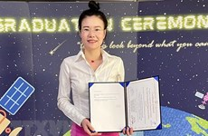 Vietnamese doctor receives PEPS' most downloaded paper award