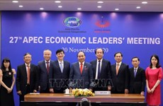 President's attendance at APEC leaders' meeting holds great significance: official