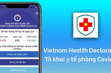 HCM City pilots mobile app monitoring home-quarantined people