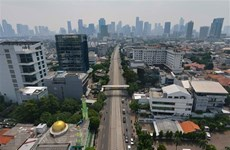 Fitch slashes Indonesia's growth projection to 4.8 percent
