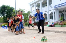 New programme launched to reduce accidents, injuries among children
