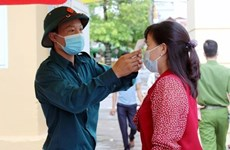 Over 70 pct of workers in Quang Ninh's IPs vaccinated
