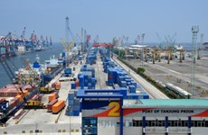 Indonesia: Export turnover of manufacturing industry increases sharply in first half