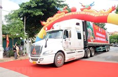 Son La longan exported to EU, UK markets