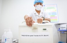 JICA provides 1,600 cold boxes for vaccine preservation for Vietnam
