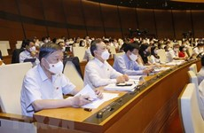15th NA's first session: law building should be reformed