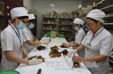 Traditional medicines used to assist COVID-19 treatment