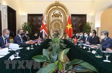 Vietnam – UK's leading partner in Asia-Pacific: British Minister of State for Asia