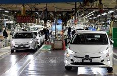 Toyota halts all its plants in Thailand due to parts shortage