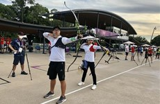 Vietnamese athletes start competing at Tokyo 2020 Olympics