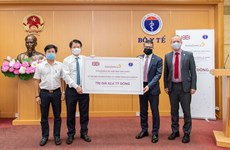 Vietnam receives 150.000 boxes of medicines for non-communicable diseases