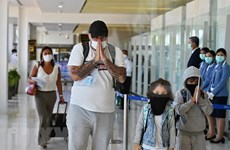 "Thailand allows foreign tourists joining ""Phuket sandbox"" to visit other destinations"