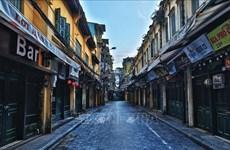 Hanoi applies social distancing measures under PM's Directive 16