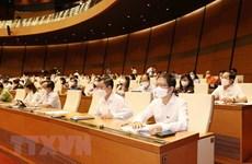 Nomination list presented for legislators to elect State President