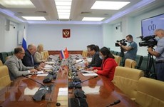 Vietnam proposes Federation Council of Russia promote transfer of vaccine production technology