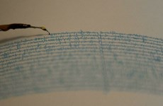 Strong earthquake hits northern Philippines