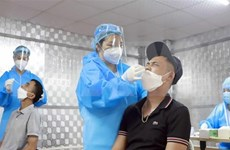 Vietnam confirms 3,977 more COVID-19 infections