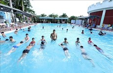 Over 30,000 children equipped with water safety skills in two years