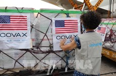 US-donated vaccines delivered to Vietnam